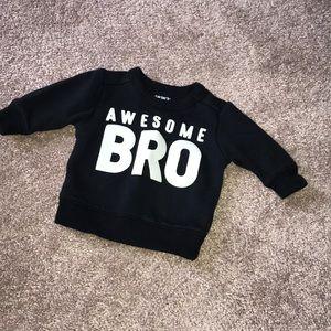 3/$10🔺Awesome Bro shirt